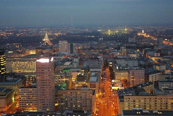 Переехать в Польшу