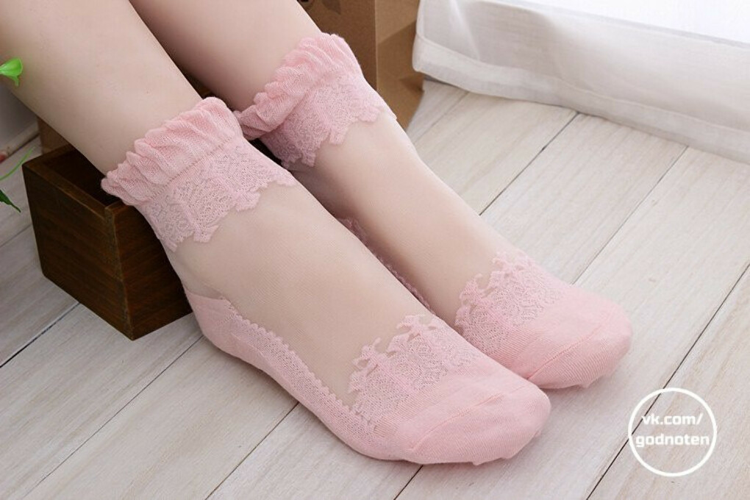Очень милые носочки