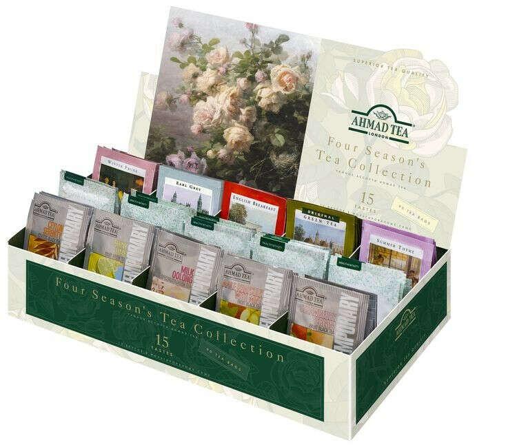 AHMAD TEA Four Season's Collection