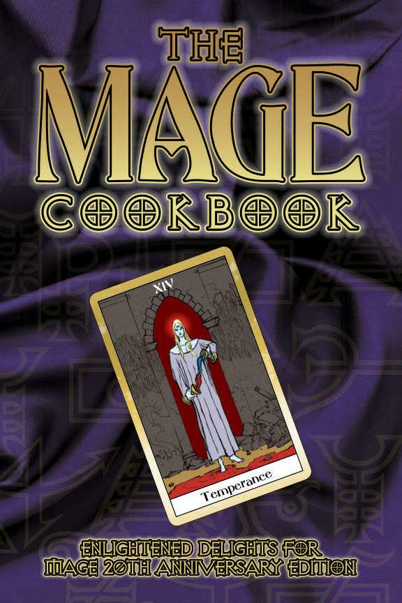 M20 The Mage Cookbook - Onyx Path Publishing   Mage 20th Anniversary   DriveThruRPG.com