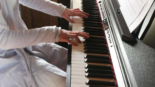 Записаться на фортепиано