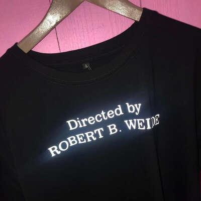 Футболка Directed by Robert B. Weide