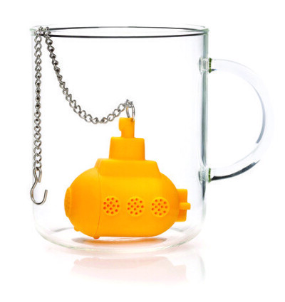 Жёлтая субмарина для чая