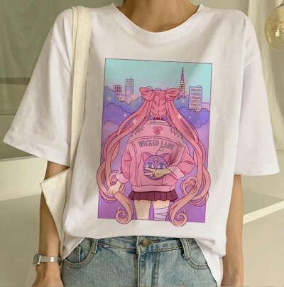 Хлопковая Sailor-футболка