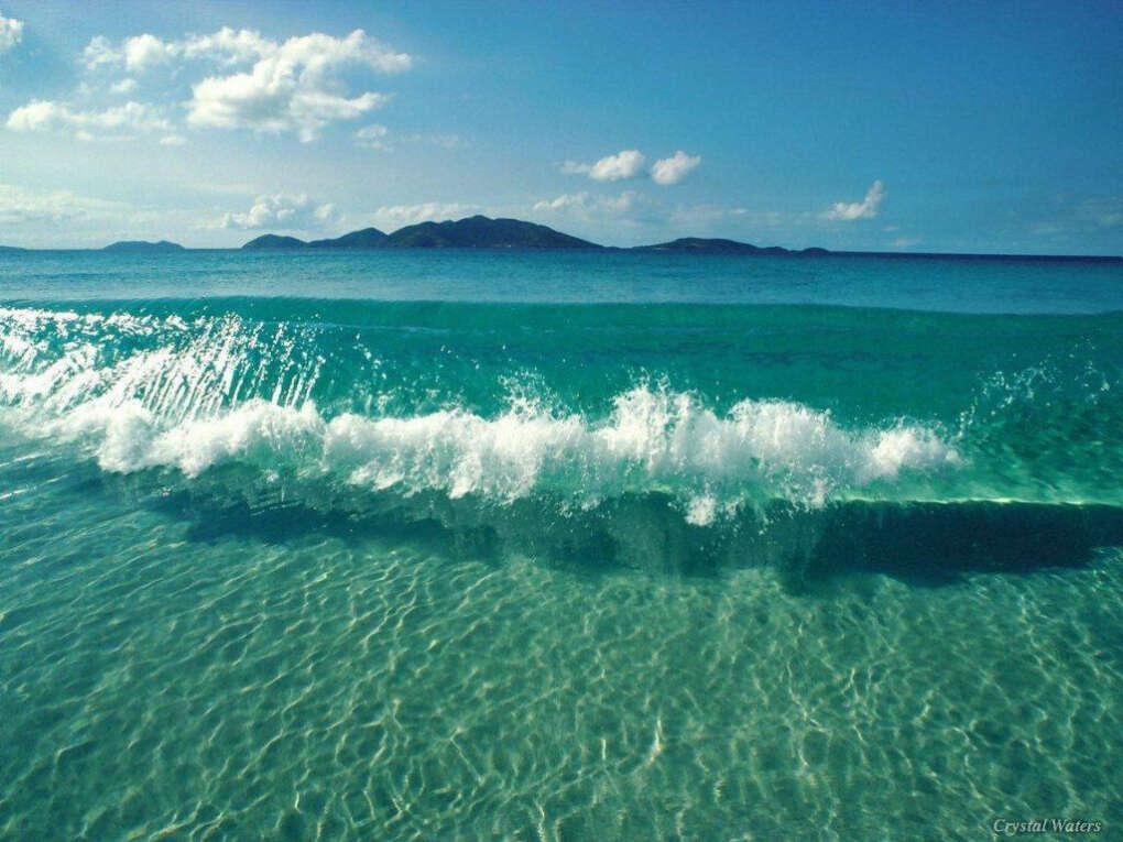 искупаться в океане