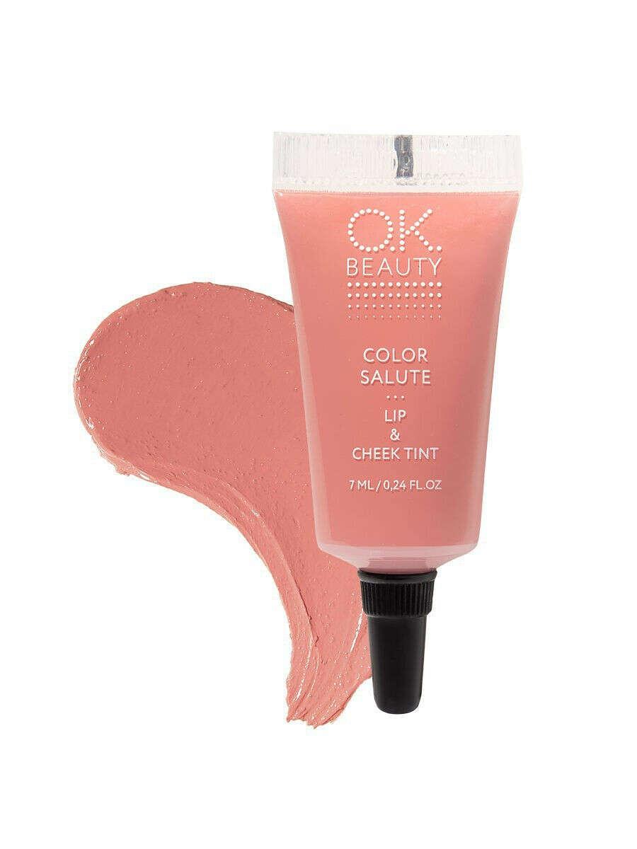Тинт для губ и щек Сolor Salute Lip & Cheek Tint тон SAFARI OK Beauty 8819166 в интернет-магазине Wildberries.ru