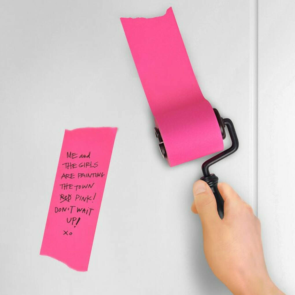 Fred Roller Notes: Sticky Note Pads