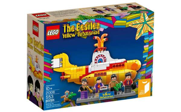 LEGO Ideas Жёлтая Субмарина