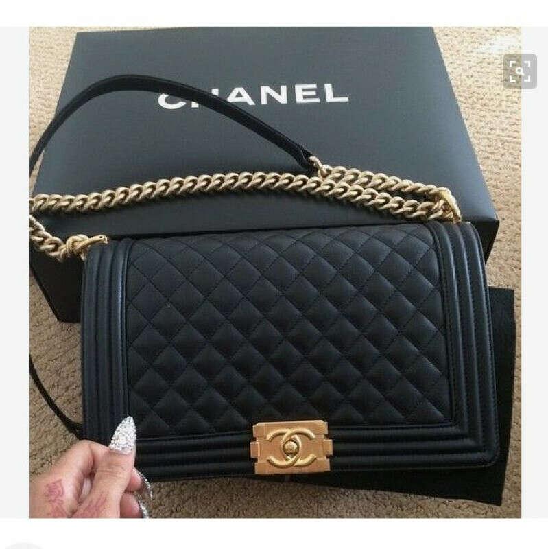 Сумка на цепочке Chanel
