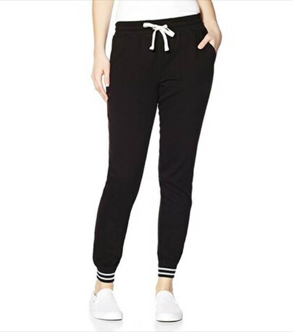 The Slouchy Jogging Pant