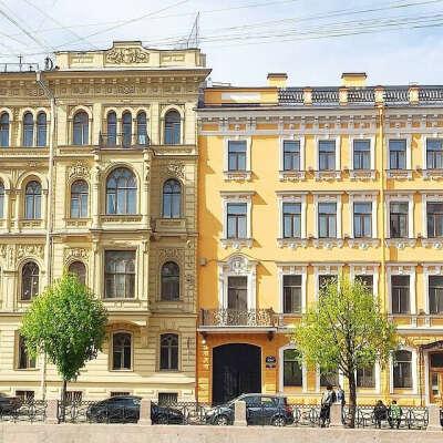 Жить в центре Петербурга