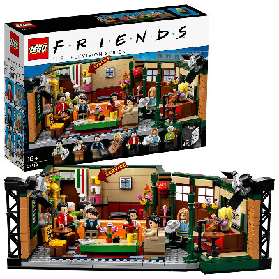 LEGO Ideas Друзья: Центральный Перк