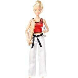 Кукла Барби (Barbie) - Карате - купить в Империи Кукол - Империи Kids