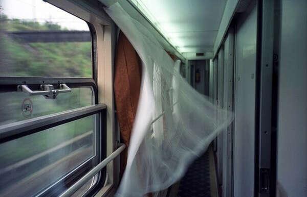 Ехать в поезде несколько дней