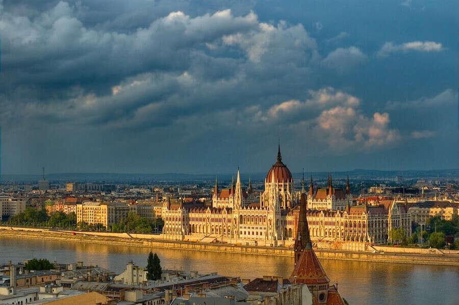 Побывать в Будапеште