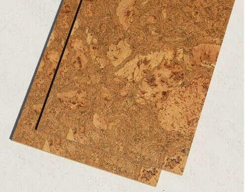 Tasmanian Burl 5/16″ (8mm) Cork Tiles (18 sq. ft. / case)