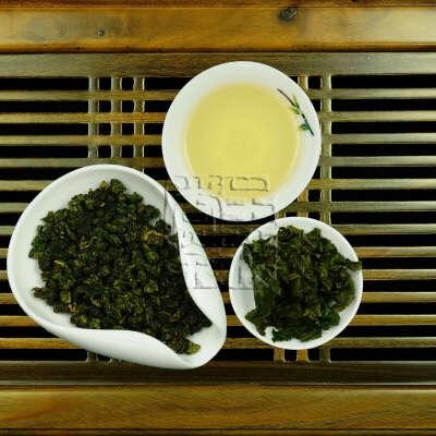 Молочный улун (Най Сян Цзинь Сюань)