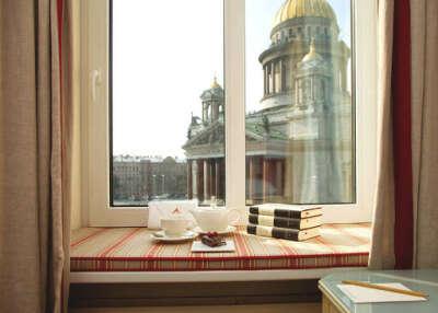 Апартаменты для писательского дня