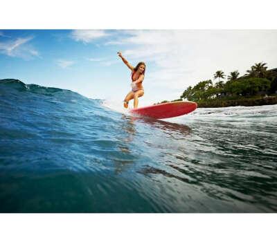 Позаниматься сёрфингом