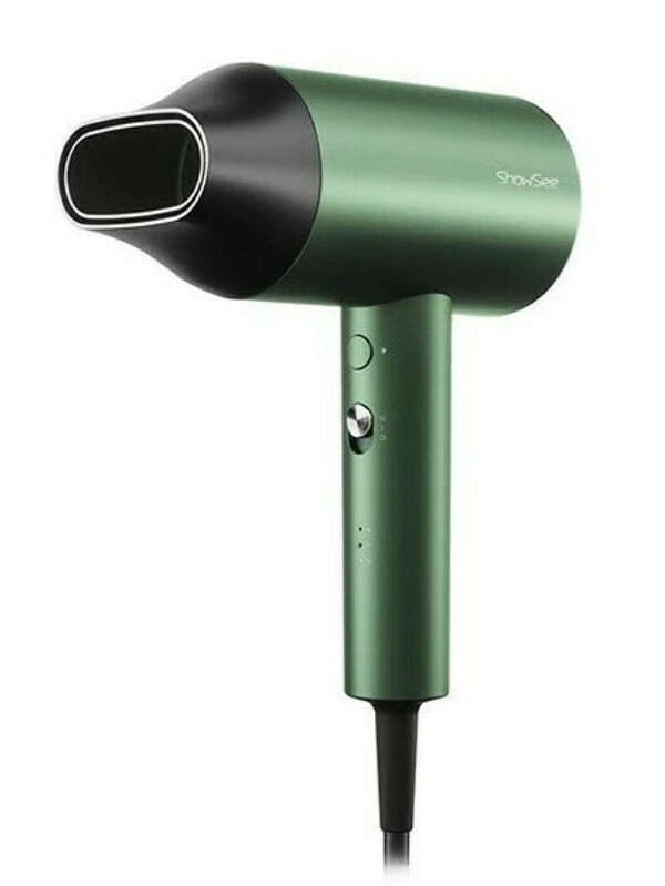 Фен для волос Xiaomi Mijia ShowSee constant temperature hair dryer A5 (Green)