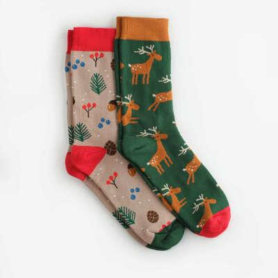 Набір теплих зимових шкарпеток V Lisi