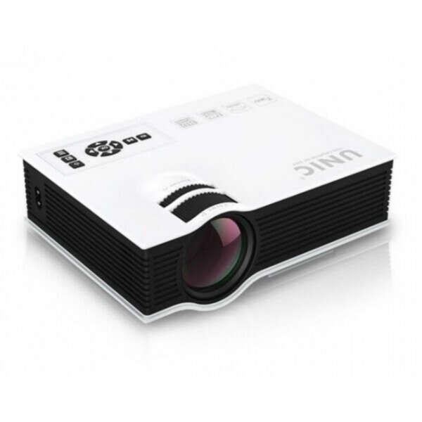 Проектор LED Home cinema projector UC40 plus