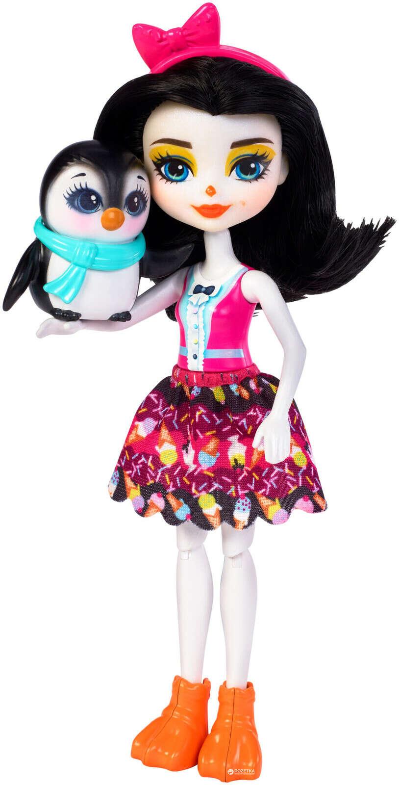 Девочка-пингвин