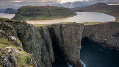 Побывать на Фарерских островах