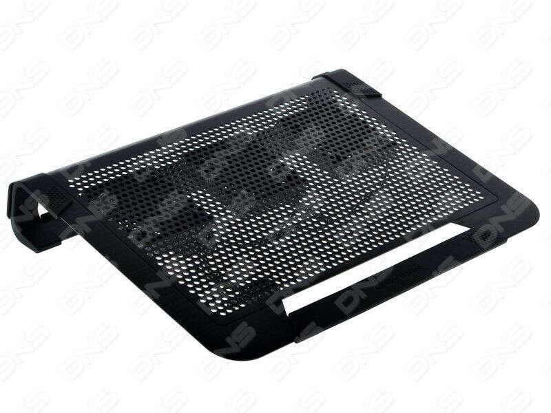 Подставка для ноутбука CoolerMaster NotePal U3 Plus