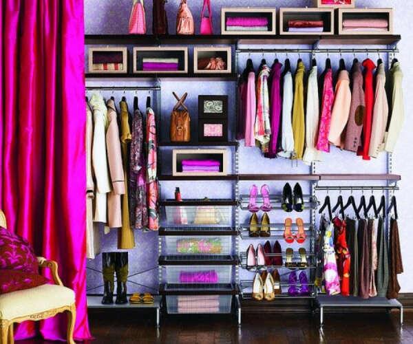 Новый гардероб