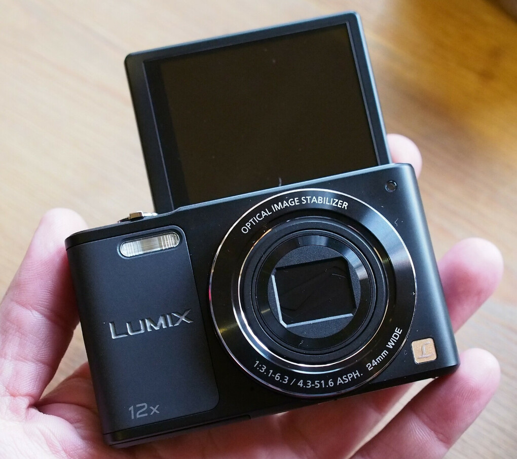 Panasonic Lumix DMC Black