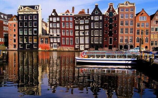 Хочу в Амстердам