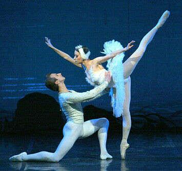Хочу сходить на балет