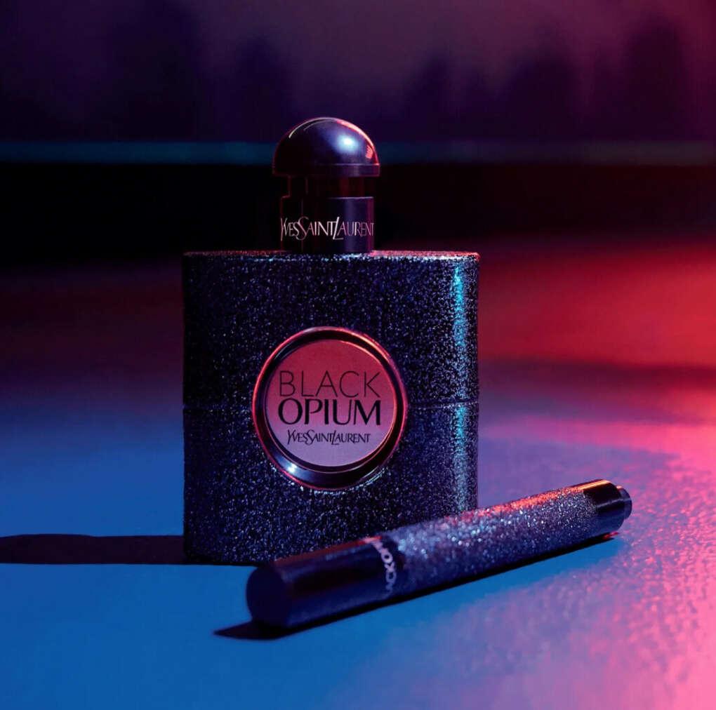 YSL Black Opium парфюмированная вода