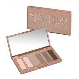 Urban Decay Naked 2 Basics Палетка теней для век цена от 2690 руб купить в интернет магазине теней для век ИЛЬ ДЕ БОТЭ, make-up S4089400