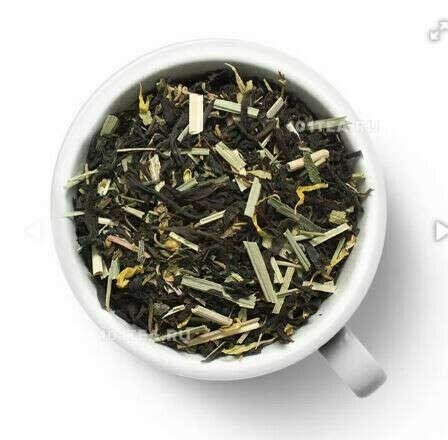 Черный чай Для Бани