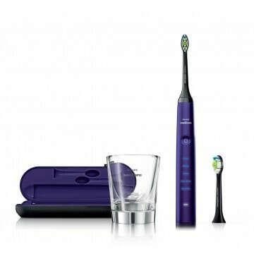 Электрическая зубная щетка Philips Sonicare DiamondClean HX9372/04