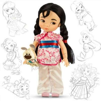 Disney animators Mulan