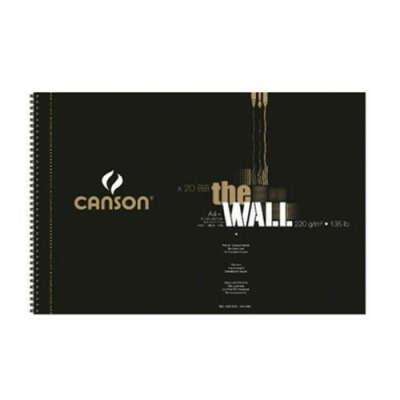 Альбом для маркеров на спирали Canson, 21х31.4 см, 30 листов, 220 г/м2