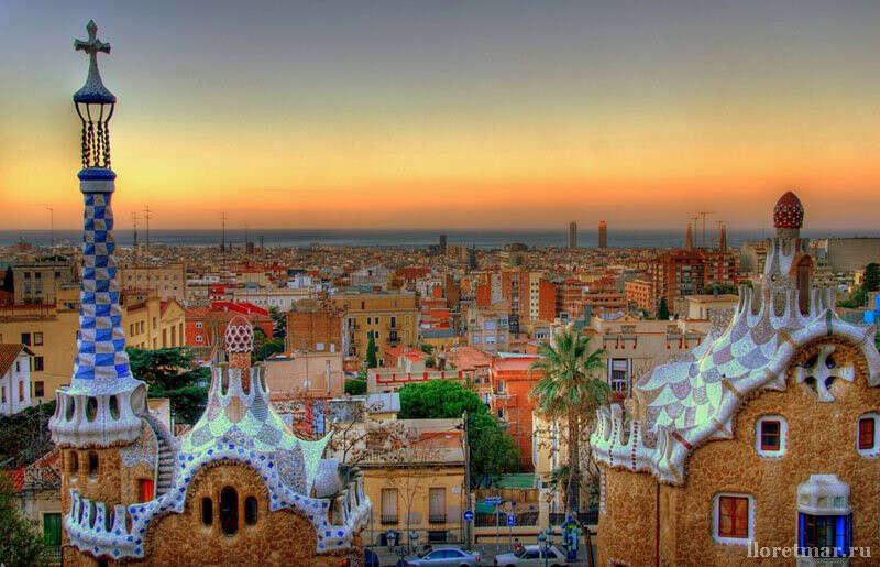 Хочу посетить Барселону