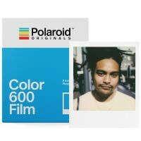 Color instant film for Polaroid 600