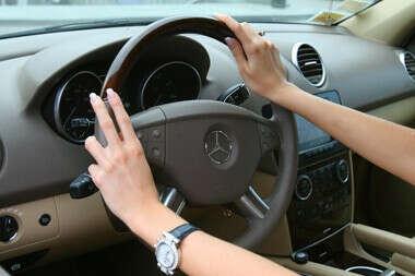 Водить машину