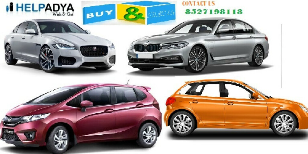 New & used cars, bikes, commercial vehicle