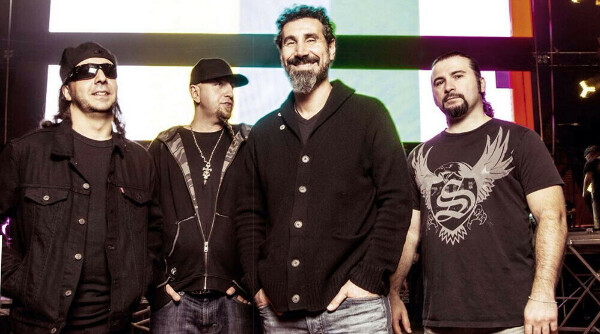 Концерт System of a Down