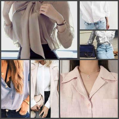 изменить стиль в одежде