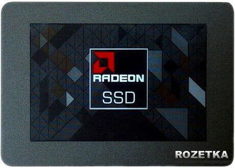 """ssd диск AMD Radeon R3 120G 120GB 2.5"""" SATA III TLC (R3SL120G)"""
