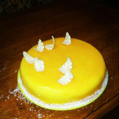 Научиться делать мусовые торты