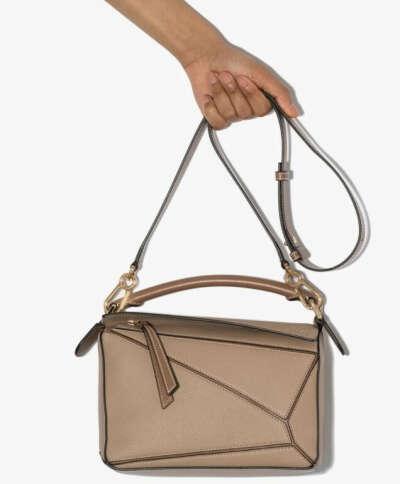 LOEWE маленькая сумка на плечо Puzzle