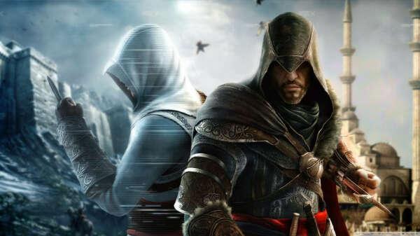 Линейка Assassin's Creed