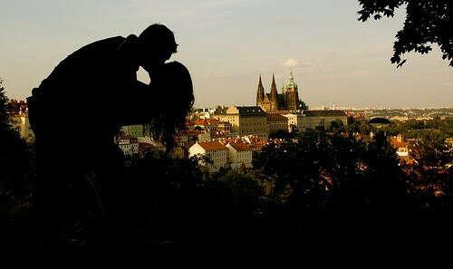 В Прагу